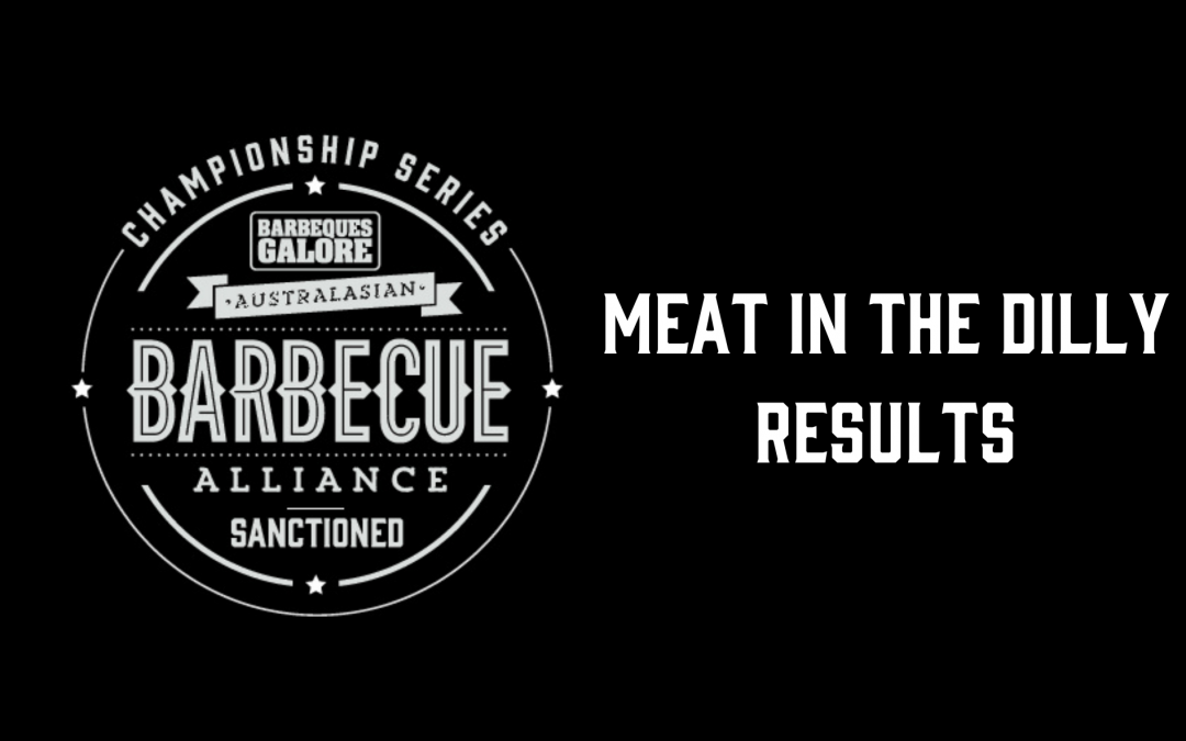 Meat in the Dilly – Results