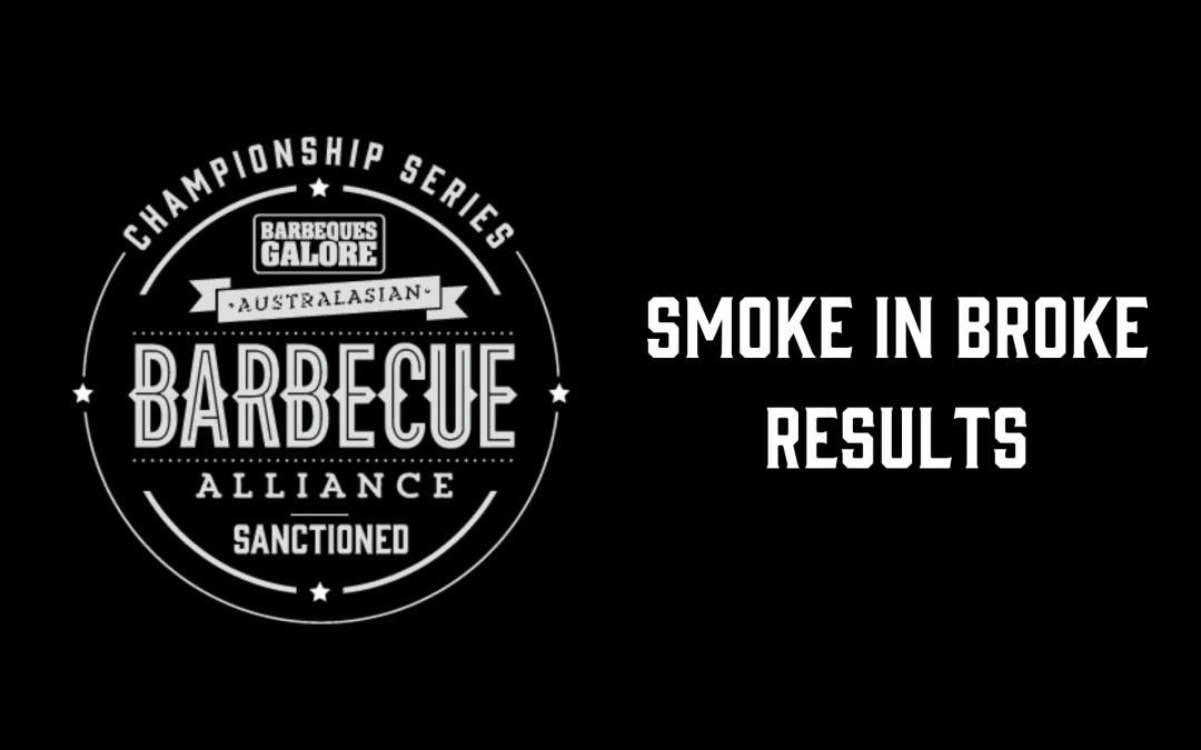 Smoke in Broke Results